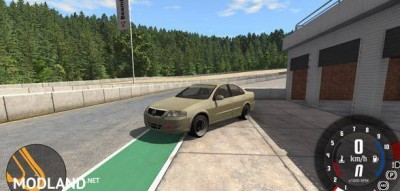 Nissan Almera Classic Car Mod [0.5.6], 1 photo
